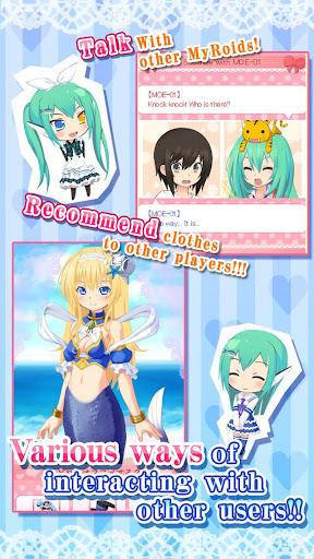 MOE Can Change! ~Me & MyRoid~ apkmr screenshots 3