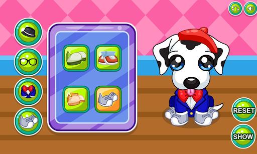 Caring for puppy salon 2.0.5 screenshots 12