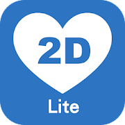 2Date Lite Dating App, Love and matching