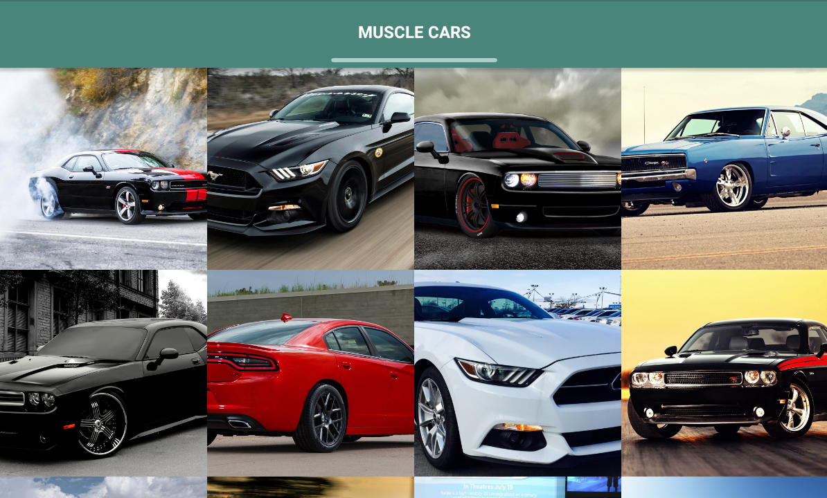 Muscle Cars Hd Wallpapers Android Apps On Google Play