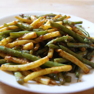 Anna's Korean Green Beans.