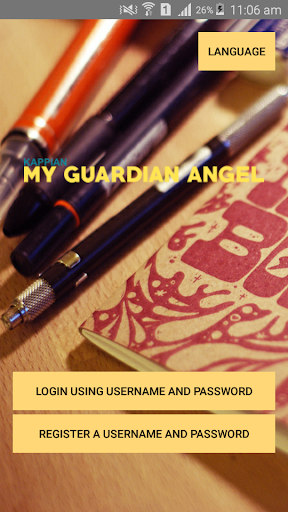 PARENTS: MY GUARDIAN ANGEL