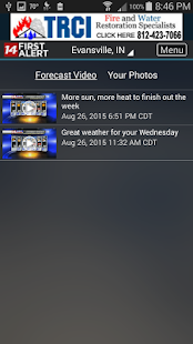 14FirstAlert Weather TriState- screenshot thumbnail