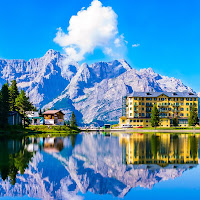 Lake Of Misurina di