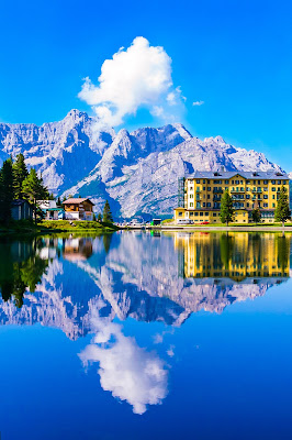 Lake Of Misurina di servi_marco