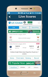 Download UC Cricket Live Scores APK latest version 1 01 0