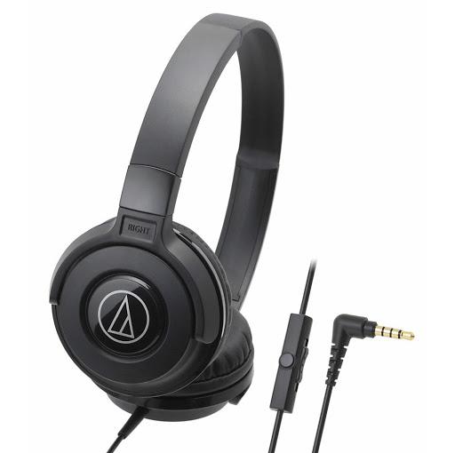 Tai nghe Audio-technica ATH-S100iSBK (Đen)-1