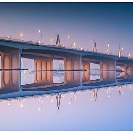 by Ramakrishnan Sundaresan - Buildings & Architecture Bridges & Suspended Structures