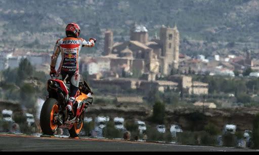 Voyage circuit Motorland Aragon moto gp