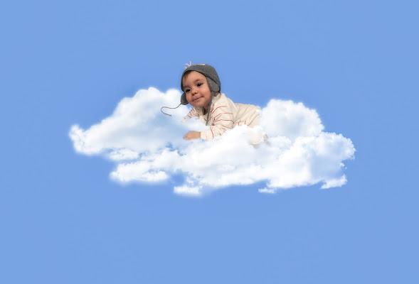 Riding the clouds di Dan57
