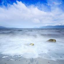 Photo: Lonely stones