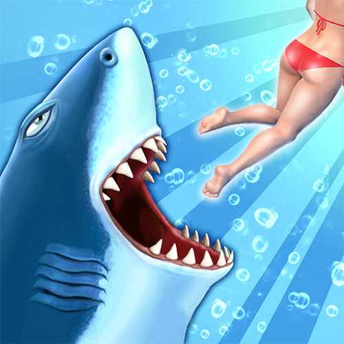 Hungry Shark Evolution (Mod Money) 7.2.0mod