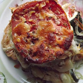 "Bread and Vegetable ""Lasagna"""