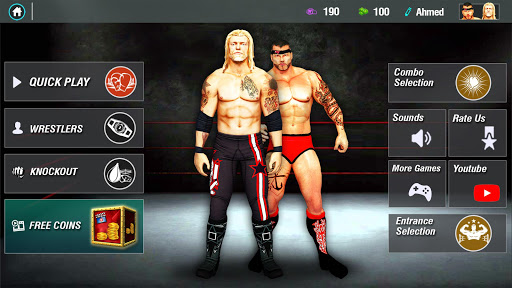 Pro Wrestling Stars - Fight as a super legend for PC