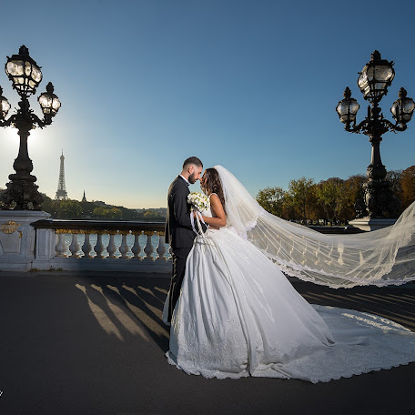 Photographe de mariage David Bag (Davidbag). Photo du 27.11.2017