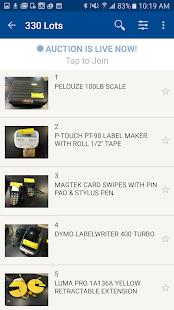 Stampler Auctions- screenshot thumbnail