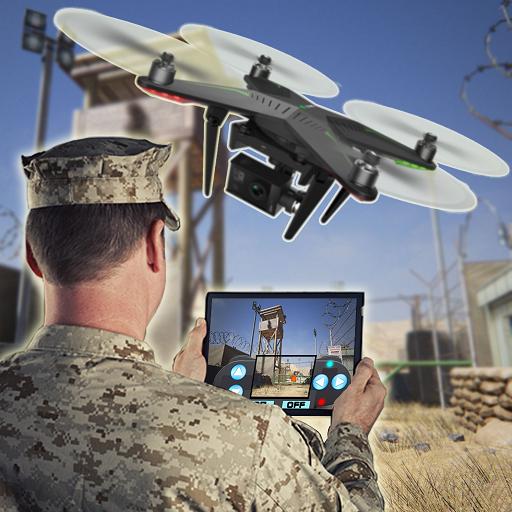 Drone Man Shadow Flight Sim