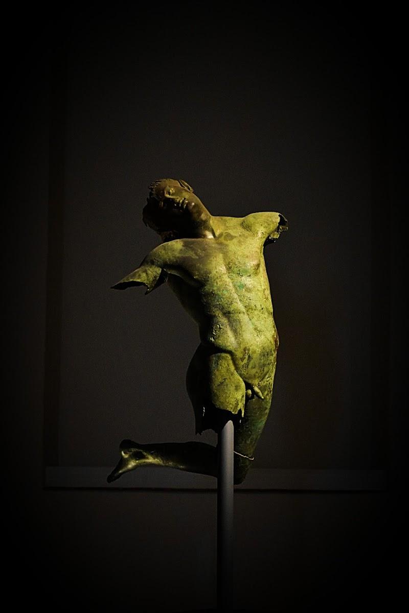 Il satiro danzante di Kamone