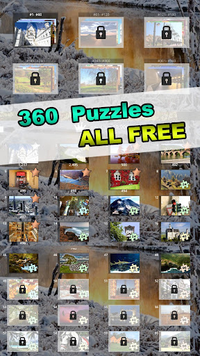 Jigsaw Puzzle 360 FREE vol.3 1.0 Windows u7528 2