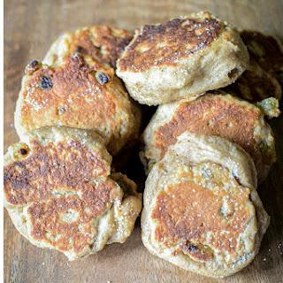 Cinnamon Raisin English Muffins