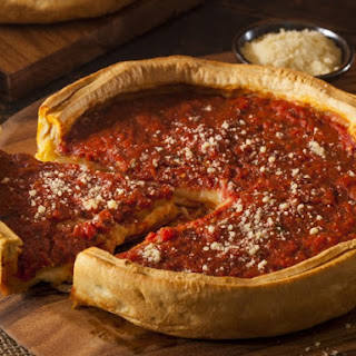 Godfather's Chicago-Style Deep-Dish Pizza