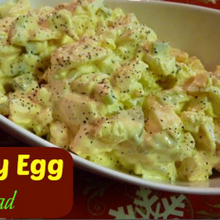 Turkey Egg Salad
