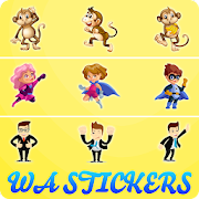 Emoji&Stickers: Free WAStickers App