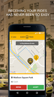 Easy Taxi - For Drivers- screenshot thumbnail