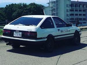 スプリンタートレノ AE86 AE86 GT-APEX 58年式のカスタム事例画像 lemoned_ae86さんの2019年08月11日17:40の投稿
