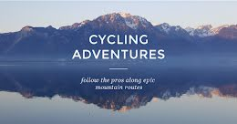 Cycling Adventures - Facebook Event Cover item
