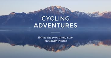 Cycling Adventures - Facebook Event Cover Template