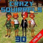 Crazy Squirrels 3D