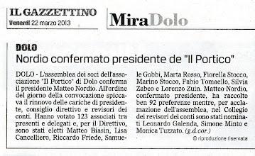 Photo: Il Gazzettino di Venezia (22.03.2013)