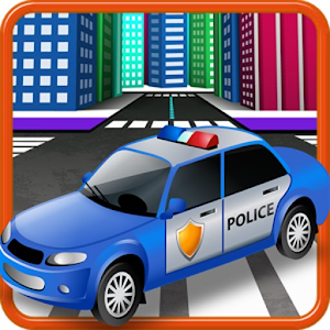 Police Car Driving Game SIM