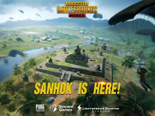 PUBG MOBILE 0.8.0 screenshots 8