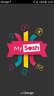 MySosh- screenshot thumbnail