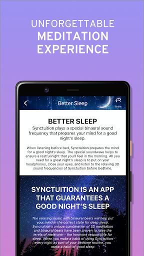 Synctuition Meditation Program screenshot 6