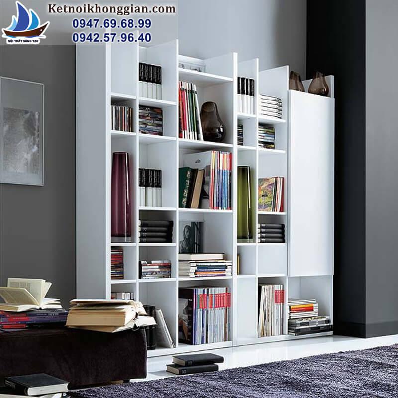 thiết kế phòng đọc sách gia đình hợp lý, sáng sủa
