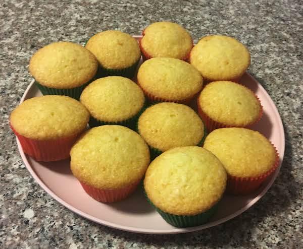 Orange Juice Muffins