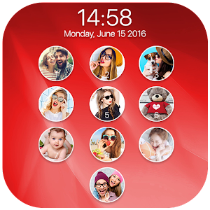 photo lock screen APK Download for Android