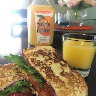 French Toast BLT Recipe