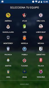 Liga Bancomer MX App Oficial - náhled