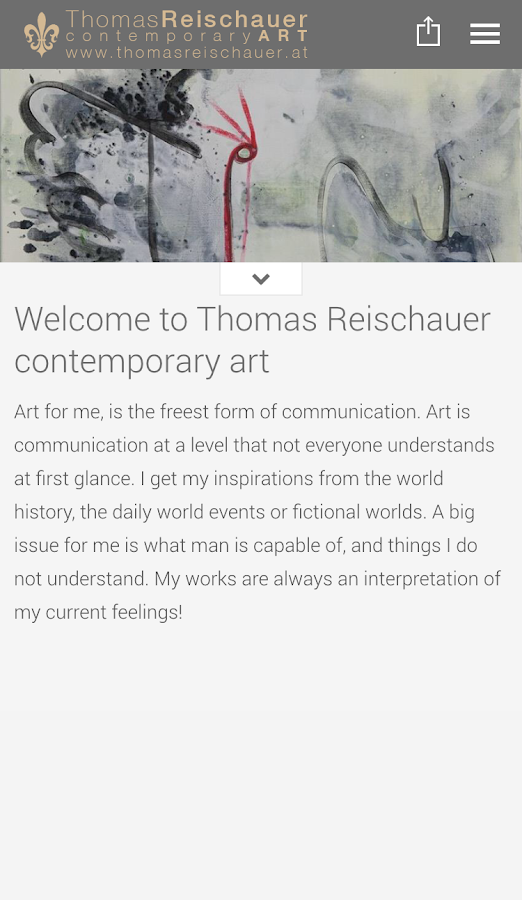 Thomas Reischauer Art- screenshot