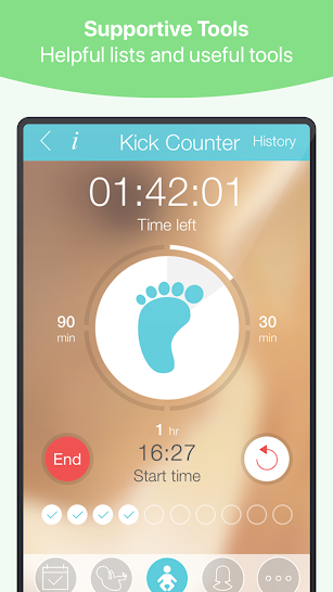 Pregnancy + screenshot for Android