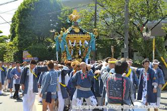 Photo: 【平成21年(2009) 本宮】  氏子回りを開始。