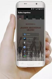 Radios Argentinas-Radio Online - náhled