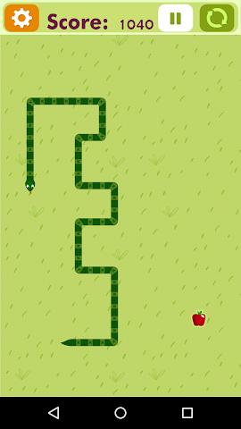 android Classic Retro Snake Screenshot 14