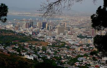 Photo: City u. Hafen vom Signal Hill