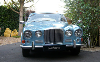 Jaguar 420 Rent Greater London