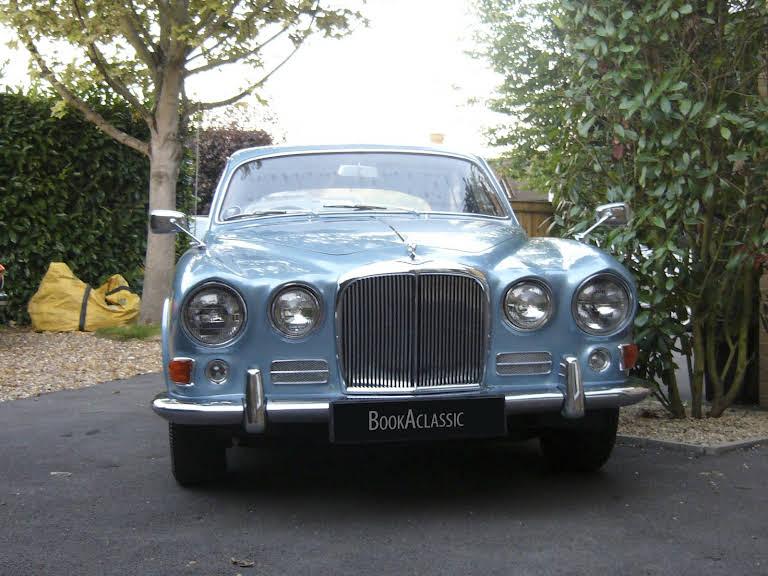 Jaguar 420 Hire Maidenhead